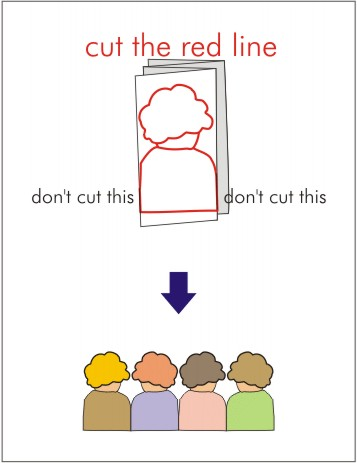 picture about Printable Pop Up Cards identified as Do-it-yourself Printable Pop-Up Card Jesus Enjoys Yourself Craft Guidelines