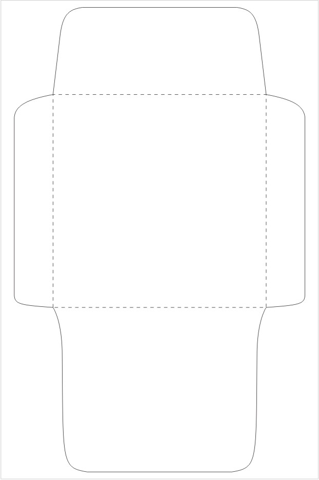 Blank Envelope Pattern