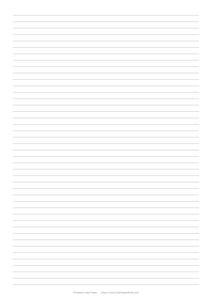 thumbnail of printable-lined-paper-a4–grey–4-lines-per-inch